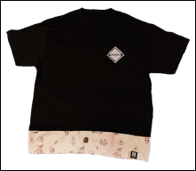 Foyone-revolution-camiseta-negra-reptilianos